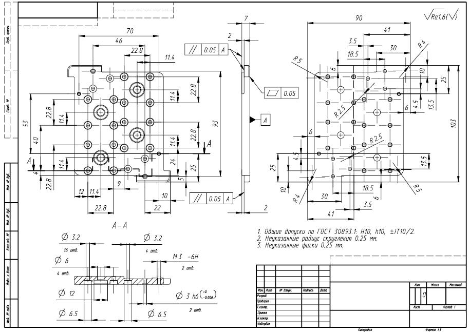 Единая система конструкторской документации (ескд) — life-prog.